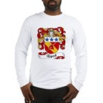 Rigaud Family Crest Long Sleeve T-Shirt