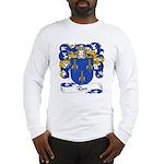 Riou Family Crest Long Sleeve T-Shirt
