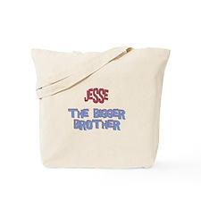 Jesse - The Bigger Brother Tote Bag