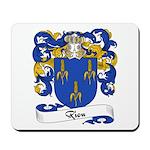 Riou Family Crest Mousepad