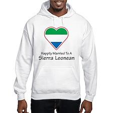 Happily Married Sierra Leonean Hoodie
