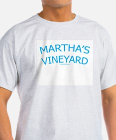 Martha's Vineyard - Ash Grey T-Shirt