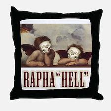 Raphael's Cherubs Throw Pillow