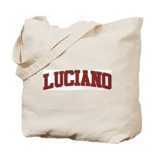 LUCIANO Design Tote Bag