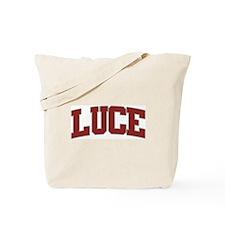 LUCE Design Tote Bag