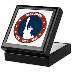 Annie Moore 1 Keepsake Box