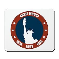 Annie Moore 1 Mousepad