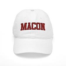MACON Design Baseball Cap