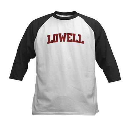 LOWELL Design Kids Baseball Jersey