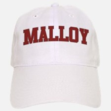 MALLOY Design Baseball Baseball Cap