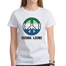 Peace In Sierra Leone Tee