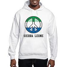 Peace In Sierra Leone Hoodie