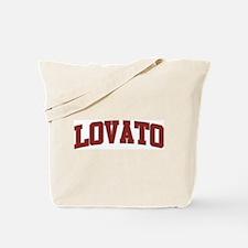 LOVATO Design Tote Bag