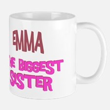 Emma - The Biggest Sister Mug