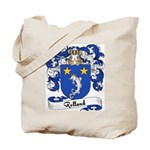 Rolland Family Crest Tote Bag