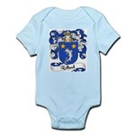 Rolland Family Crest Infant Creeper