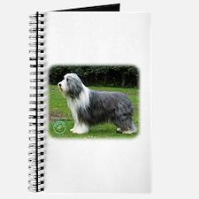 Bearded Collie 8R002D-16 Journal