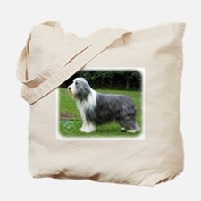 Bearded Collie 8R002D-16 Tote Bag