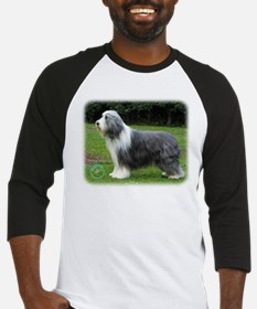 Bearded Collie 8R002D-16 Baseball Jersey