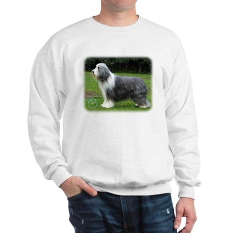 Bearded Collie 8R002D-16 Sweatshirt