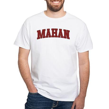 MAHAN Design White T-Shirt