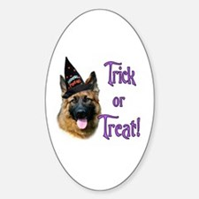 GSD Trick Oval Decal