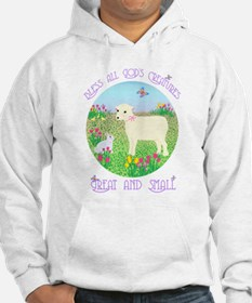 Bless All God's Creatures Hoodie