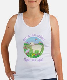 Bless All God's Creatures Women's Tank Top