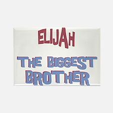 Elijah - The Biggest Brother Rectangle Magnet