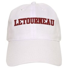 LETOURNEAU Design Baseball Cap