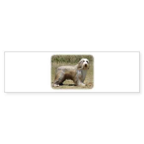 Bearded Collie 9P042D-005 Sticker (Bumper)
