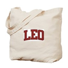 LEO Design Tote Bag