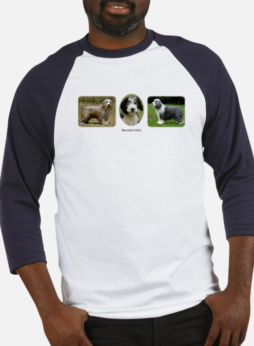 Bearded Collies Baseball Jersey