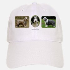 Bearded Collies Baseball Baseball Cap