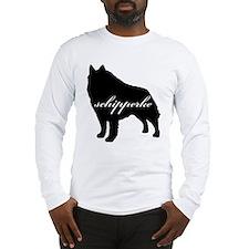 Schipperke DESIGN Long Sleeve T-Shirt