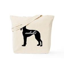 Saluki DESIGN Tote Bag