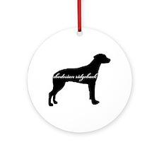 Ridgeback DESIGN Ornament (Round)
