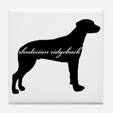 Ridgeback DESIGN Tile Coaster