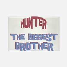 Hunter - The Biggest Brother Rectangle Magnet