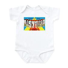 Nashville Tennessee Greetings Infant Bodysuit