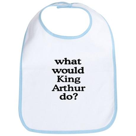 King Arthur Bib