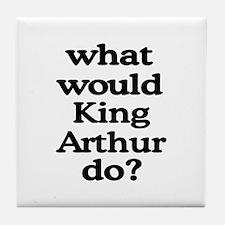 King Arthur Tile Coaster