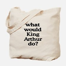 King Arthur Tote Bag