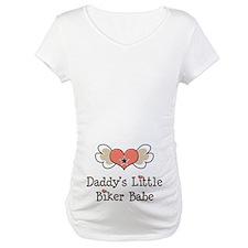 Daddy's Little Biker Babe Shirt