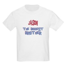 Jason - The Biggest Brother T-Shirt