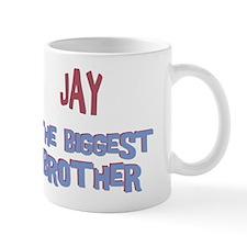 Jay - The Biggest Brother Mug