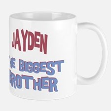 Jayden - The Biggest Brother Mug