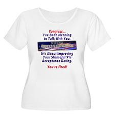 Article-V-Convention.com Women's +Size T-Shirt