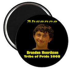 Brandon Henrikson Magnet
