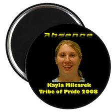 Kayla Milcarek Magnet